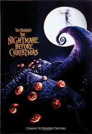 the nightmare before lenticular one sheet poster