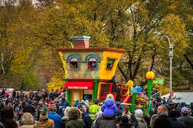 uncategorized thanksgiving day parade live coverage route