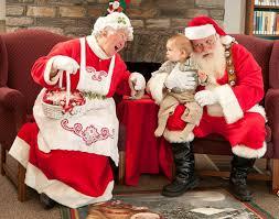 patrick meets santa and mrs claus dan u0026 sherree u0026 patrick