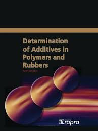 determination additives in polimer roy crompton absorption