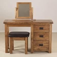 Single Pedestal Dressing Table Dressing Tables U0026 Desks U2013 Quarter Solid Wood Furniture