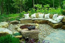 Garden Rock Rock Garden Ideas Illionis Home