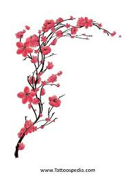 55 cherry blossom tattoos ideas