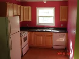 red and black kitchen design ideas red wall kitchen ideas red and