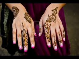 make your own henna tattoo youtube