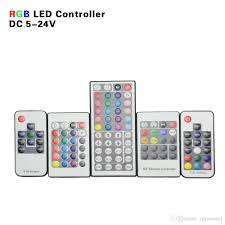 Led Strip Lights Remote Control by Factory Sale Ir Rf Rgb Led Controller Mini Led Strip Light Remote