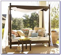 saveemailround rattan daybed with canopy outdoor canada