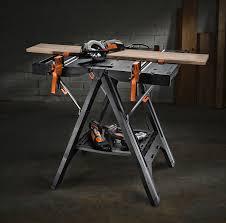 worx pegasus folding work table werd com