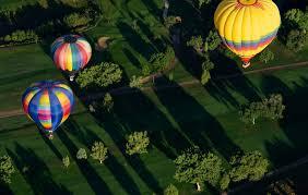 balloon delivery colorado springs 40 year labor day lift hot air balloon tradition in colorado