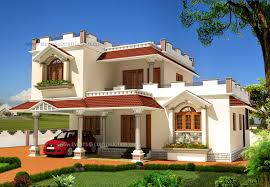 Home Exterior Design In Kerala Compound Wall Designs For House In India Roselawnlutheran
