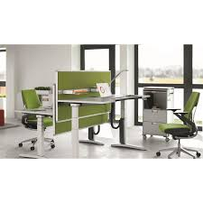 Schreibtisch Bis 100 Euro Ology Schreibtisch Von Steelcase 100 Cm Tief 65 125 Cm Hoch