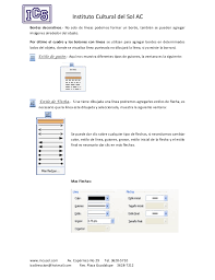 bordes para publisher manual de microsoft publisher 2007