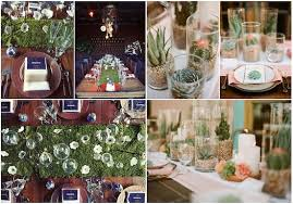 wedding ideas non floral centerpieces