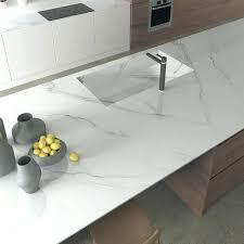 table de travail cuisine plan de travail marbre blanc plan travail pas la plan travail