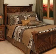 Western Bedding Set Apache Western Bedding Set Free Shipping