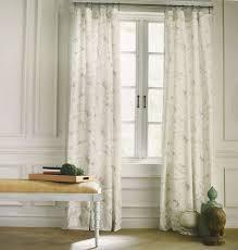 Grey Beige Curtains Hilfiger Mission Paisley Grey Beige Gray 2pc Window Curtain