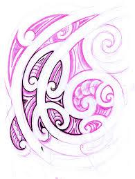 maori tribal sketch by wildthingstattoo on deviantart