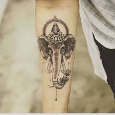 best 25 ganesha tattoo ideas on pinterest ganesha tattoo thigh