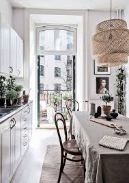 plantes cuisine plante intérieur dans la cuisine inspiration déco en photos côté