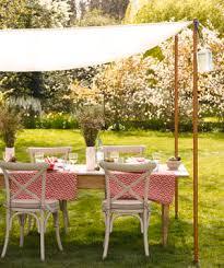 Garden Table Decor 22 Outdoor Decor Ideas Real Simple