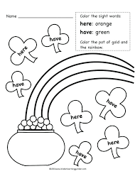 amazing rainbow coloring pages with words for rainbows coloring