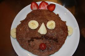 ihop funny face pancake your vegan neighbor