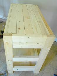 30 kitchen island hometalk diy 30 kitchen island made with 2x4s home decor