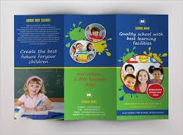 school brochure design templates high school brochure template bbapowers info