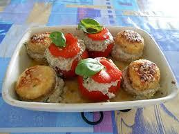recette cuisine vegetarienne recette de champignons et tomates farcies recette végétarienne