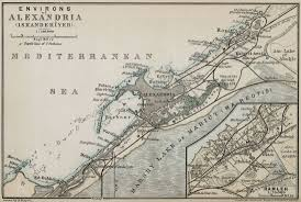 Alexandria On A Map Fp Template