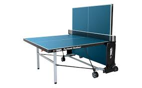 tabletop ping pong table portland outdoor ping pong table by tiger pingpong