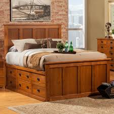 Small Bedroom With King Size Bed Honey Oak Bedroom Furniture Wall Mounted Wooden Brown Rectangle