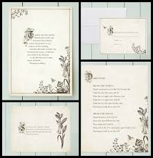 themed wedding invitations wedding invitation cards book themed wedding invitations