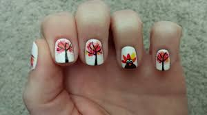 nails design thanksgiving beautify themselves with sweet nails