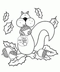 autumn coloring pages itgod me
