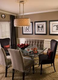 plain dining room paint ideas with accent wall colors kwitter