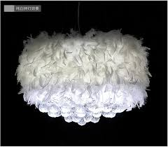 feather chandelier popular feather chandelier light buy cheap feather