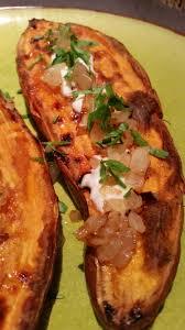 cuisiner la patate douce recettes patate douce rotie musée gourmand
