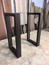 27 inch table legs 28 inch tall steel table leg set sofa or accent table legs flat