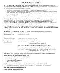 Sample Resume Military To Civilian by Nuclear Engineer Sample Resume 2 16 Fields Related To Uxhandy Com