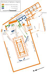 Sanctuary Floor Plans by File Plan Aphaia Sanctuary En Svg Wikimedia Commons