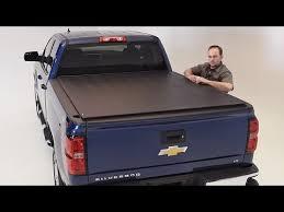 Truxedo Bed Cover Truxedo Titanium Hard Rolling Tonneau Cover Installation Youtube