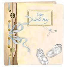 baby boy memory book journal book baby large album