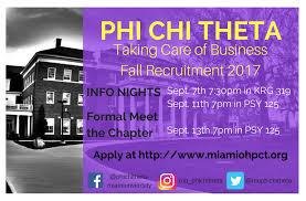 purdue owl resume template apply here phi chi theta miami university