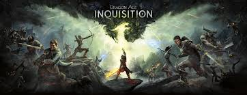 fantasy of lights 5k wallpaper dragon age inquisition game rpg fantasy green light