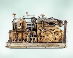 bureau steunk kevin twomey calculating machine 2014 typewriters adding