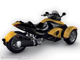 2008 can am spyder first ride motorcycle usa