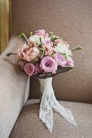 Shabby Chic Bridal Bouquet by Vintage Shabby Chic Dusky Pink Real Wedding Amy U0026 Gavin