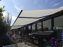 Commercial Retractable Awnings Commercial Retractable Awnings Cassette Awnings For Commercial Use