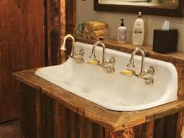 wooden rustic bathroom fixtures warm ideas rustic bathroom